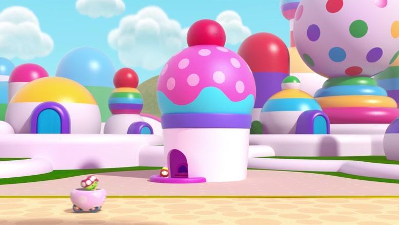 انیمیشن  ترو و پادشاهی رنگین کمان  فصل 1 قسمت چهار