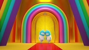 انیمیشن  ترو و پادشاهی رنگین کمان  فصل 1 قسمت پنج