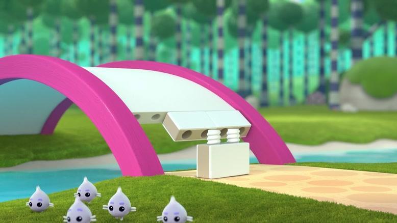 انیمیشن  ترو و پادشاهی رنگین کمان  فصل 1 قسمت هفت