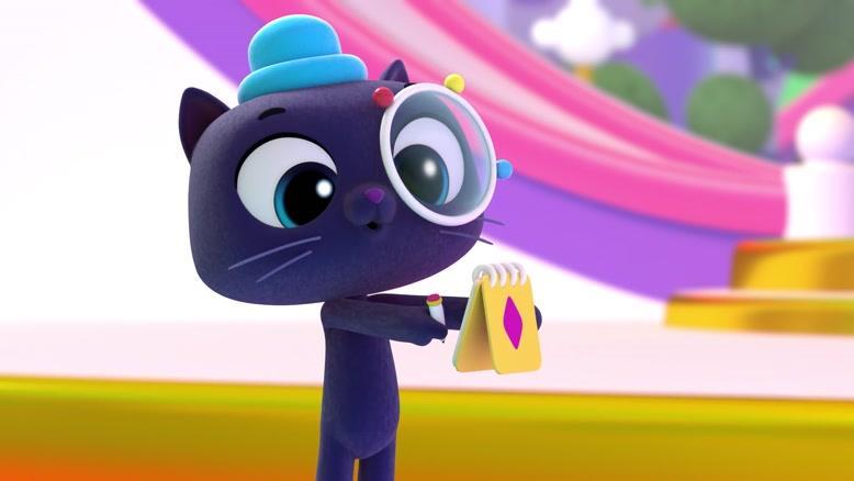 انیمیشن  ترو و پادشاهی رنگین کمان  فصل 1 قسمت ده