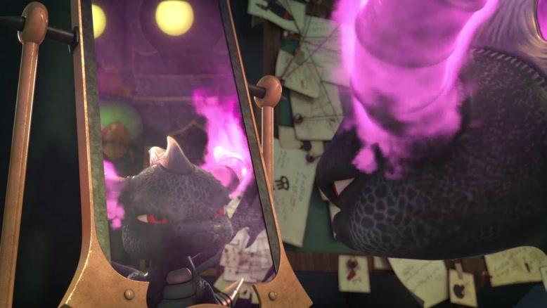 انیمیشن  اسکای لندرز دوبله فارسی فصل3  قسمت یک