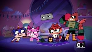 انیمیشن یونیکیتی فصل ۱ قسمت یک