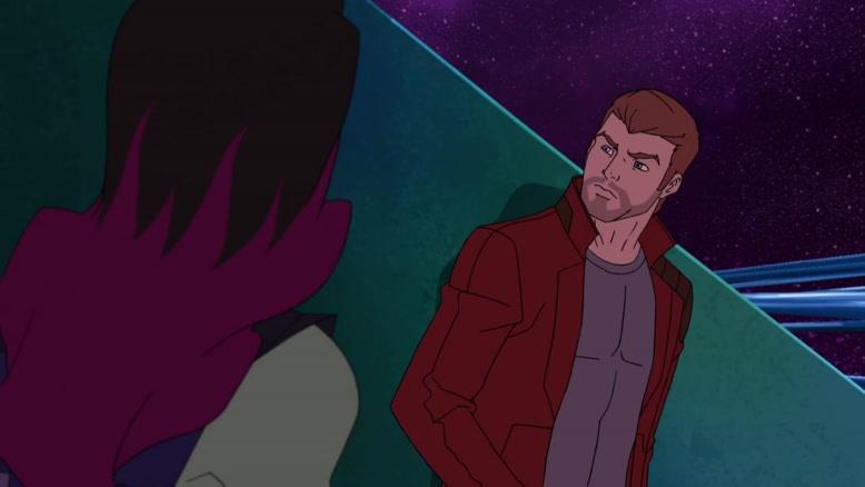 انیمیشن نگهبانان کهکشان فصل 3 قسمت بیست و یک