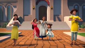 انیمیشن النا فصل 2 قسمت دوازده