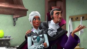 انیمیشن النا فصل 2 قسمت بیست و دو