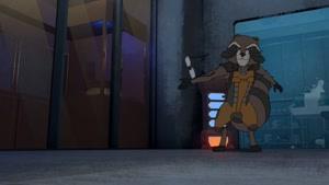 انیمیشن نگهبانان کهکشان فصل 3 قسمت بیست و سه