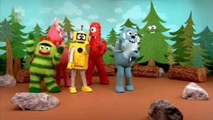 انیمیشن YO Gabba Gabba قسمت چهل و دو