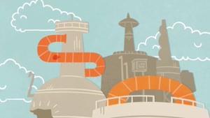 انیمیشن وقت ماجراجویی Adventure Time دوبله فارسی فصل 6  قسمت نوزده