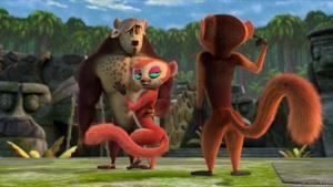 انیمیشن  پادشاه جولین فصل 6 قسمت دوازده