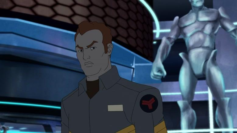 انیمیشن نگهبانان کهکشان فصل 3 قسمت هجده
