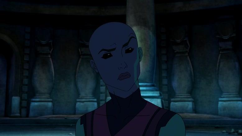 انیمیشن نگهبانان کهکشان فصل 3 قسمت هفت