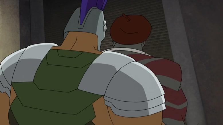 انیمیشن نگهبانان کهکشان فصل 3 قسمت هشت