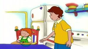 انیمیشن caillou قسمت بیست و شش