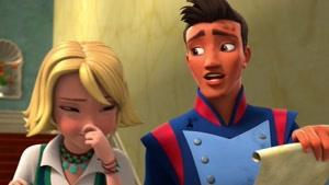 انیمیشن النا فصل 2 قسمت بیست و چهار