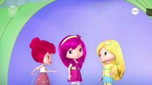 انیمیشن توت فرنگی کوچولو دوبله فارسی قسمت هشت