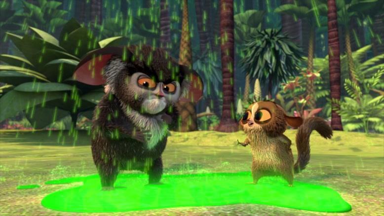انیمیشن  پادشاه جولین فصل 6 قسمت هفت