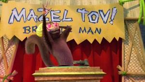 انیمیشن  پادشاه جولین فصل 6 قسمت چهار
