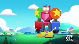 انیمیشن یونیکیتی فصل ۱ قسمت پنج