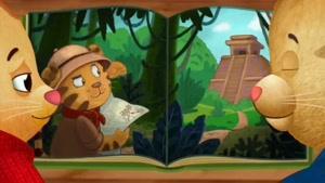 انیمیشن DANIEL TIGER قسمت شانزده