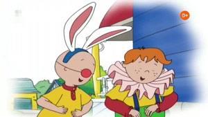 انیمیشن caillou قسمت چهل و سه