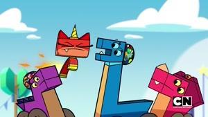 انیمیشن یونیکیتی فصل ۱ قسمت بیست و هفت
