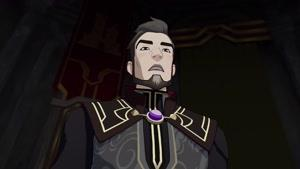 انیمیشن شاهزاده اژدها دوبله فارسی فصل ۲ قسمت پنج