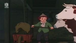 انیمیشن بچه های کوه آلپ  دوبله فارسی قسمت سی و شش
