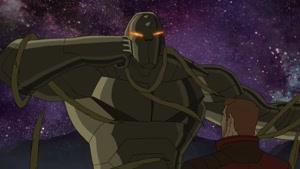 انیمیشن نگهبانان کهکشان فصل 3 قسمت بیست