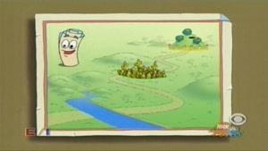 انیمیشن آموزش زبان انگلیسی دورا جستجوگر فصل ۱ قسمت ده