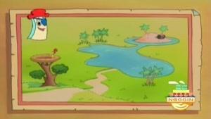 انیمیشن آموزش زبان انگلیسی دورا جستجوگر فصل ۱ قسمت هفت