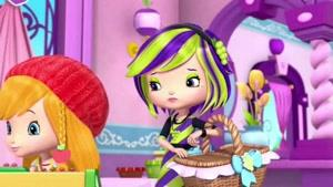 انیمیشن توت فرنگی کوچولو دوبله فارسی قسمت نوزده