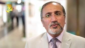دکتر سعید ظفرمند در کنگره جامعه جراحان ایران