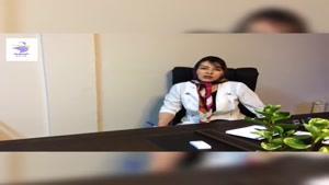 فیلم توضیحات دکتر حبیبی زاده در مورد نکات تزریق بوتاکس