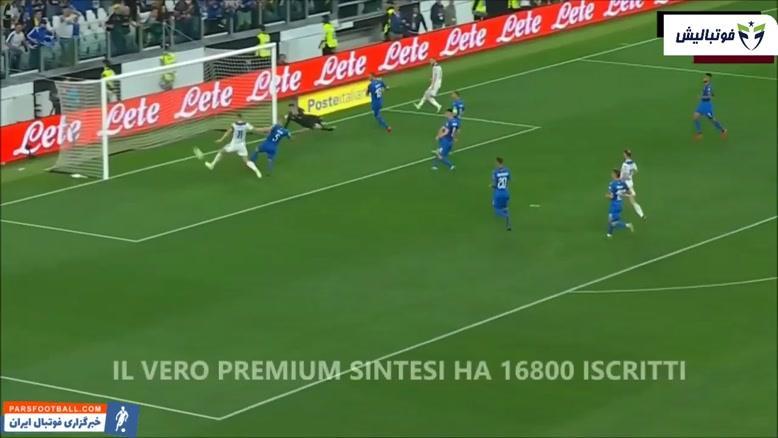 خلاصه بازی ایتالیا - بوسنی مقدماتی یورو ۲۰۲۰