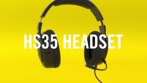 شرکت Corsair از هدست گیمینگ HS۳۵ خود رونمایی کرد