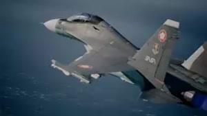 هواپیمای فالکون ADF-01 در بسته الحاقی جدید بازی Ace Combat 7 قرار گرفت