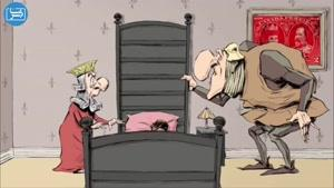 انیمیشن کوتاه بتی خواب زده