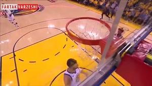 نماشا  - 5 حرکت برتر بسکتبال NBA در شب گذشته