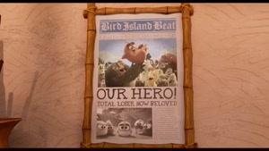 نماشا - تریلر پایانی انیمیشن The Angry Birds Movie ۲