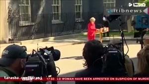 شبکه تماشا - نخست وزیر انگلیس رسما از مقام خود کناره گیری کرد