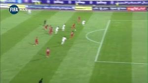 شبکه تماشا - خلاصه بازی ایران 5 - سوریه 0 (هتریک طارمی)