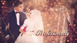 پروژه افترافکت عروسی و کلیپ اسپرت عاشقانه با اهنگ محسن ابراهیم زاده