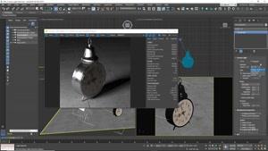آموزش جامع کرونا برای ۳ds max - روشنایی و GI قسمت یک