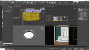 آموزش جامع کرونا برای ۳ds max - روشنایی و GI قسمت دو