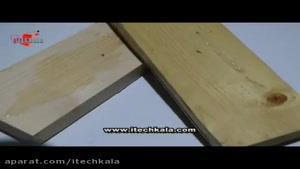 نانو محلول ضد آب سازی سطوح چوبی
