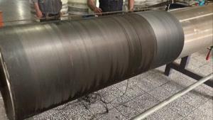 نحوه تعمیر غلتک ها در خط تولید نخ اکریلیک(قسمت دوم)