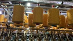 خط تولید نخ اکریلیک فرش ماشینی