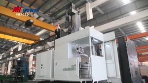 فرز دروازه ای CNC ماشین افزار