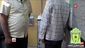 مراقب دزدان در مترو باشید