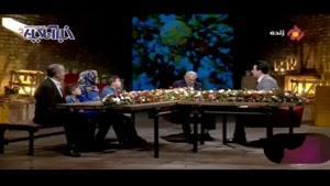 اتفاق عجیب برای مهمان برنامه روی آنتن زنده شبکه ۵